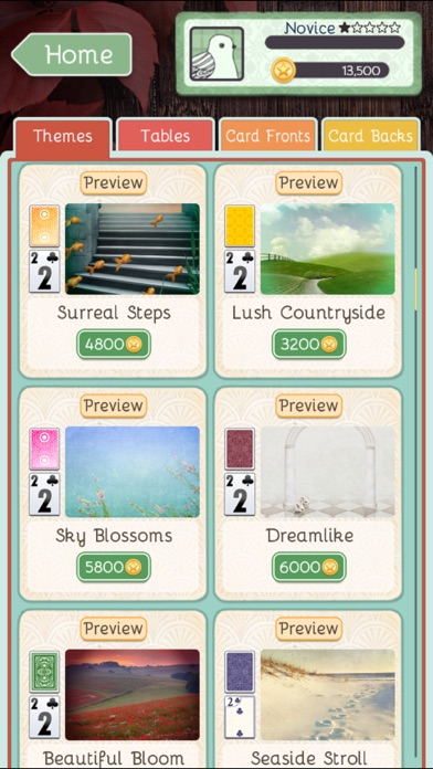Solitaire:-) screenshot 4
