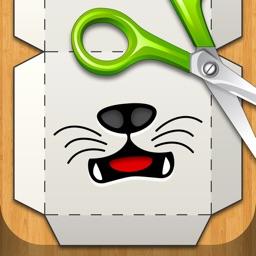 Foldify Zoo - Create, Print and Fold Paper Animals