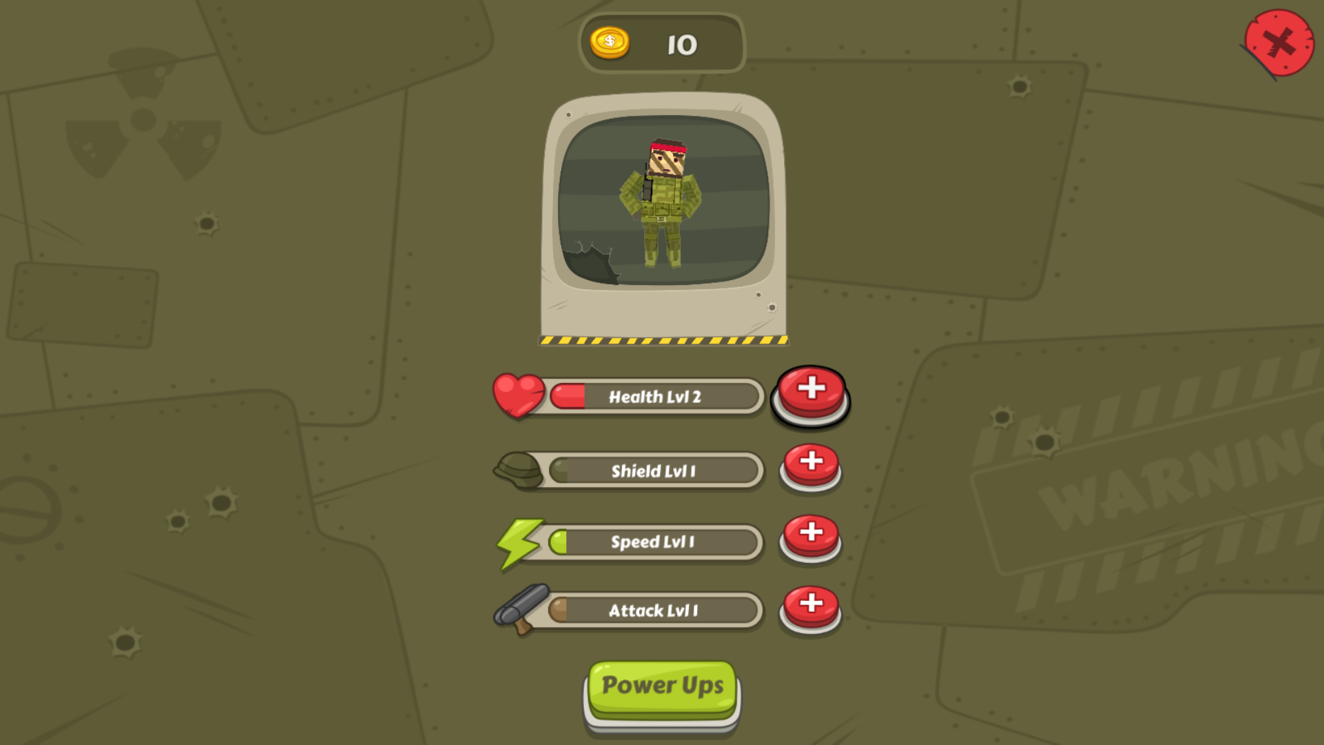 Backstorm Attack - Endless RPG War Runner screenshot 15