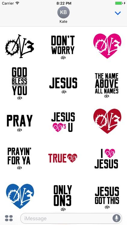 Jesus Got This Sticker Pack