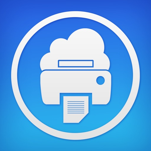 Quick Print via Google Cloud Print for iPad