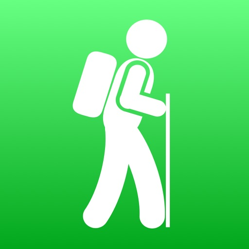 Topo Maps+ app logo