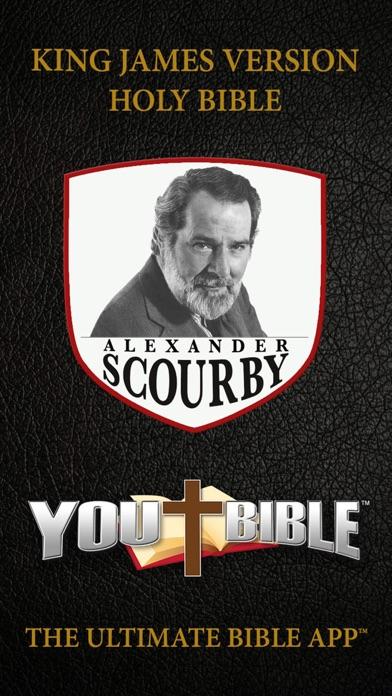 Scourby YouBible Screenshot