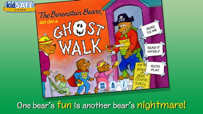 The Berenstain Bears Go On A Ghost Walk review screenshots