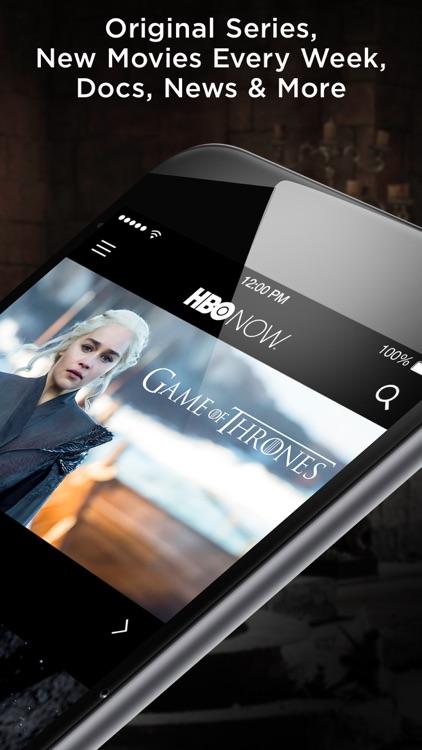 HBO NOW: Stream original series, hit movies & more