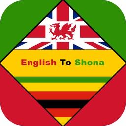 English To Shona Dictionary Offline