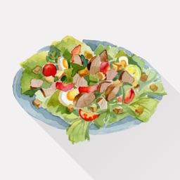 Salad Recipes: Food recipes, cookbook, meal plans