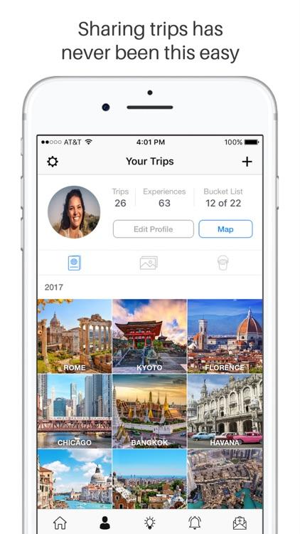 Triphaven - Travel Social Network