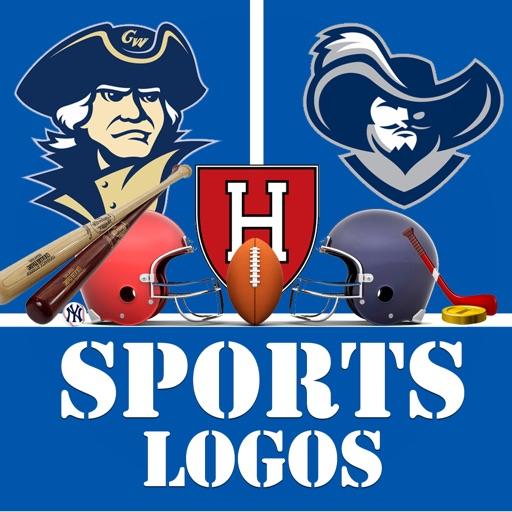 Sports Logos Quiz - American Collegiate Team Icons