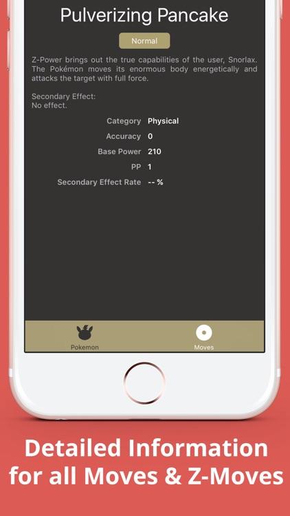 RotomDex – Pokedex for Pokemon screenshot-3