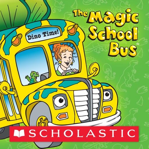 The Magic School Bus Dinosaurs