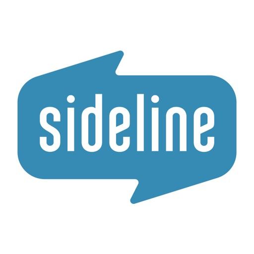 Sideline - 2nd Phone Number app logo