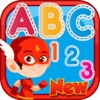 SuperHERO Alphabet FlashCards Ranking