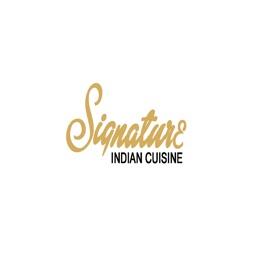 Signature Indian cuisine