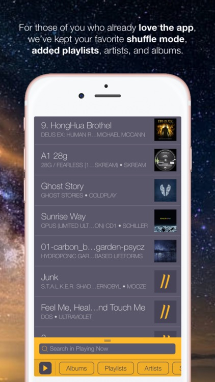 Skiplayer – Discover Your Music Habits screenshot-3