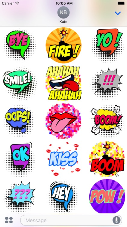 Cartoons Stickers