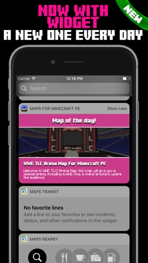 Maps For Minecraft Pocket Edition On The App Store - Minecraft pe server erstellen ipad