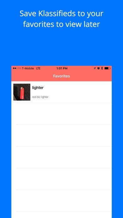 KlassifyIT screenshot two