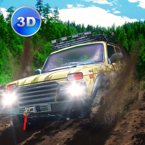 Russian SUV Offroad Simulator icon