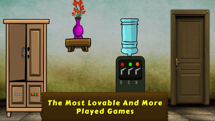 Room Escape Games - The Lost Key 6