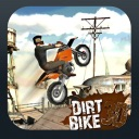 Desert Dirth MotorBike