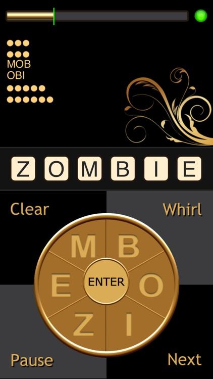 Whirly Word (Free) screenshot-4