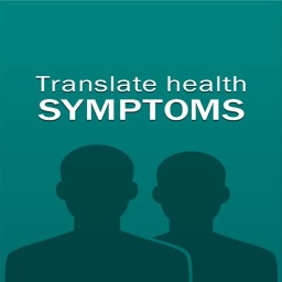 Health symptoms translator