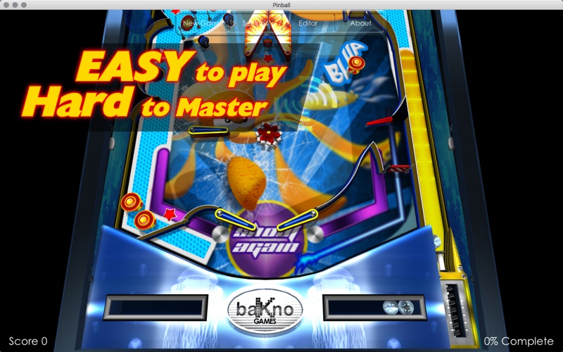 Pinball Screenshot
