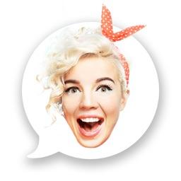 Emoji Maker+ Make Real Emojis with Cut Out Photos