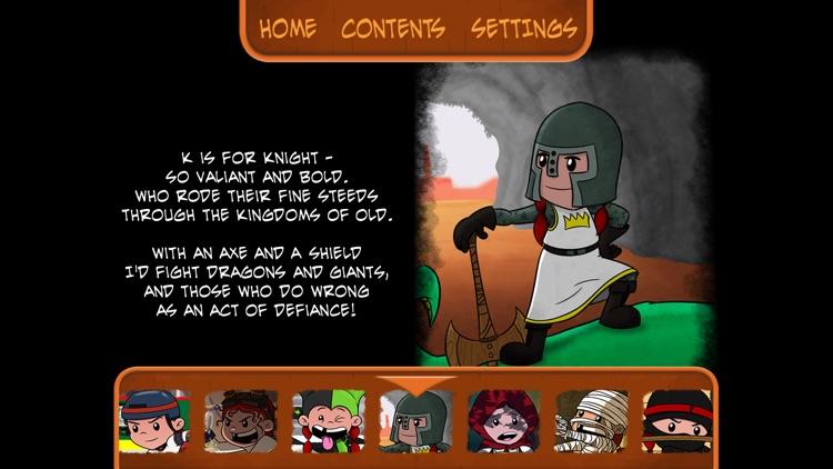 The ABC's of Halloween - A Little Lucy Adventure screenshot-3