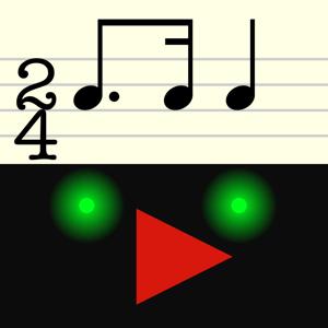 Rhythm Sight Reading Trainer app