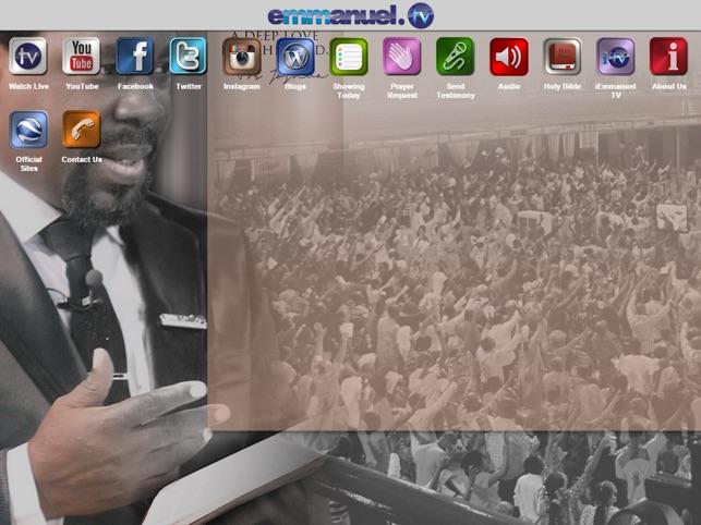Emmanuel TV on the App Store