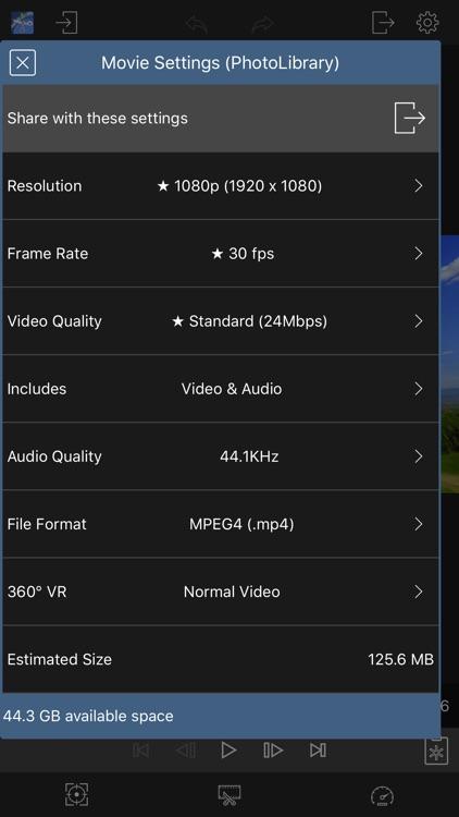 LumaClip - Frame, rotate, reverse, speed screenshot-3