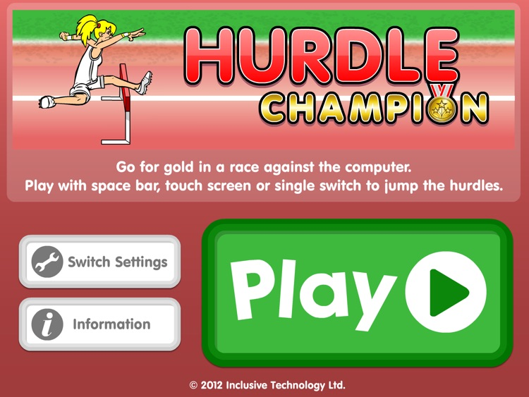 Hurdle Champion screenshot-0