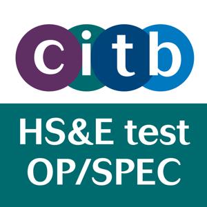 CITB Op/Spec HS&E test 2017 app
