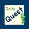 DailyQuest is an app that gives you food for thought