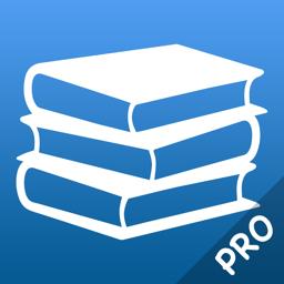 Ícone do app TotalReader Pro - ePub, DjVu, MOBI, FB2 Reader