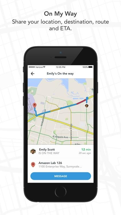 Scout GPS, ETA, Maps & Traffic