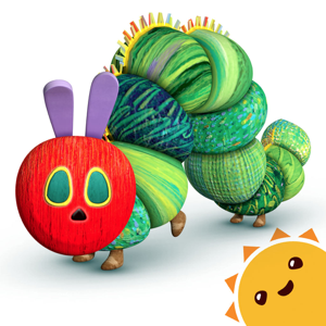 My Very Hungry Caterpillar app