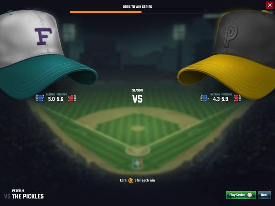 CBS Sports Franchise Baseball screenshot 6