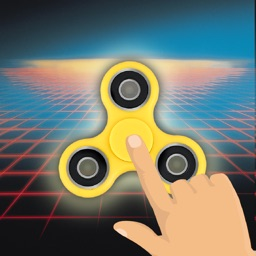 Fidget Spinner - Tap Pro