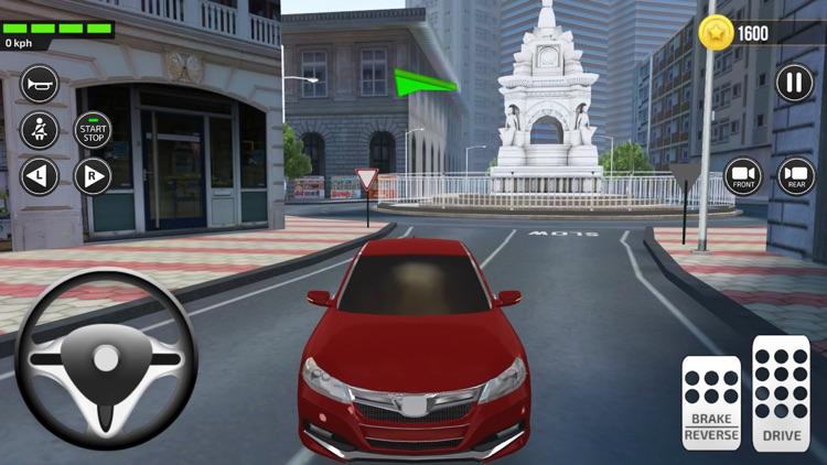 Driving Academy – India 3D screenshot-3