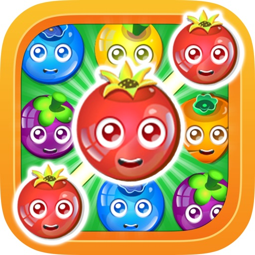 Fruit Pop Vacation - Summer Trip icon
