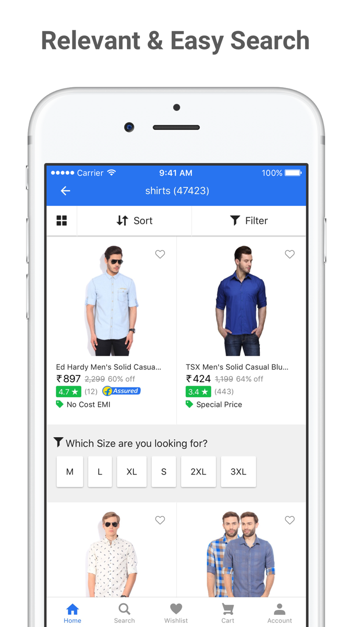 Flipkart - Online Shopping App Screenshot