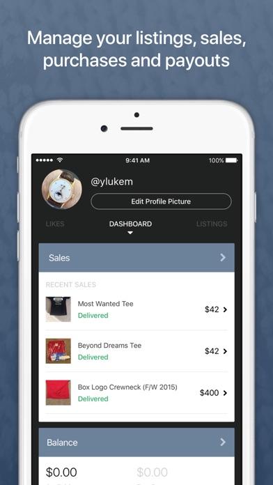 Restocks app image