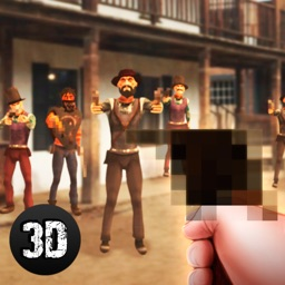 Wild West Guns Shooter 3D