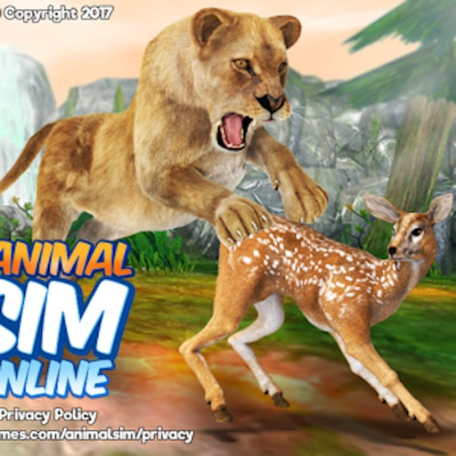 Animal Online: Cat Hunt-ing Sim-ulator iOS App