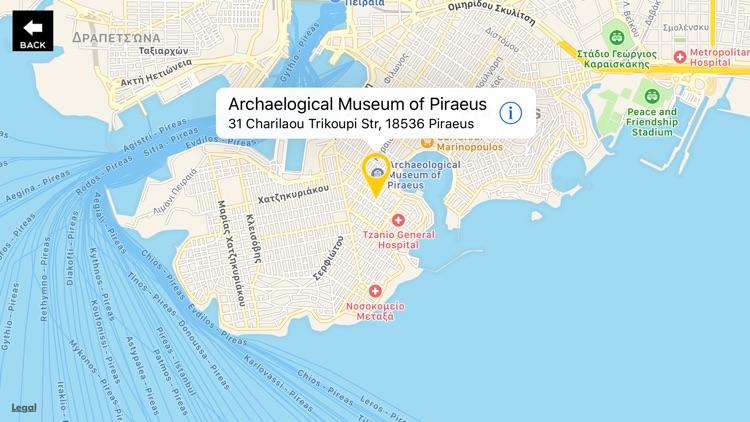 Piraeus City Guide, Athens screenshot-4