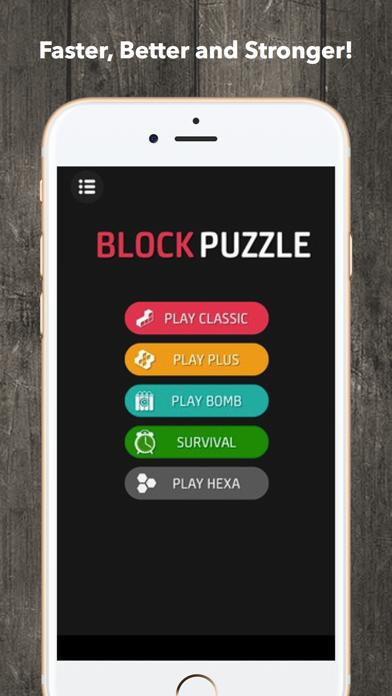 Block Puzzle Classic Ⓞ Screenshot