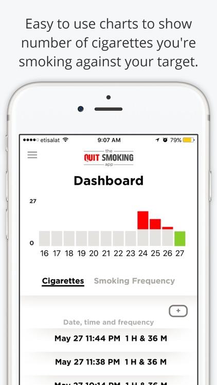 The Quit Smoking App